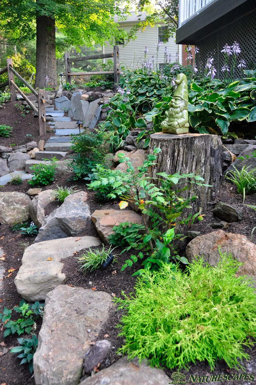 Landscape Design In Broomall Pa Naturescapes